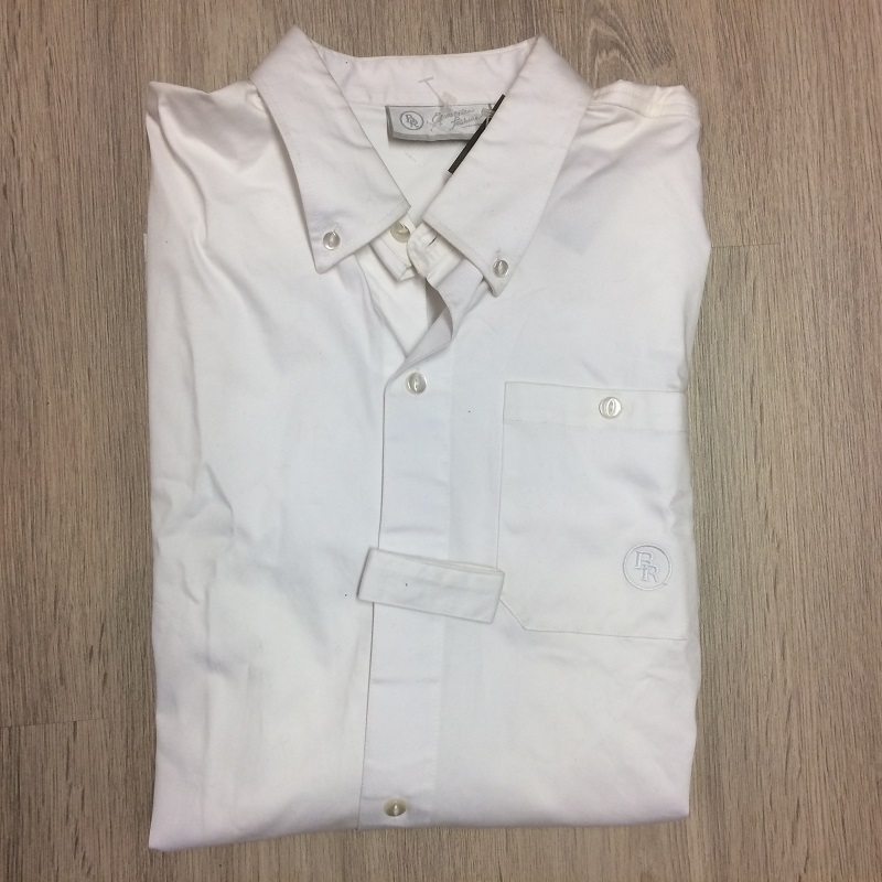 SHIRT COMPETITION - HOMMES - BR BLANC