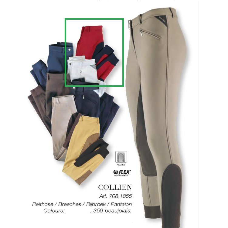 PANTALON FEMMES COLLIEN FLEX