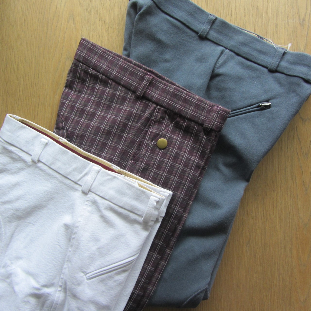 PANTALON JR COTTON WOVEN