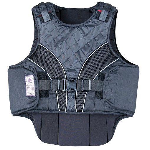 BODY PROTECTOR FLEXFIT - NOIR