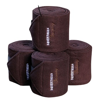 BANDAGES EN FLEECE - BLCOFFEE