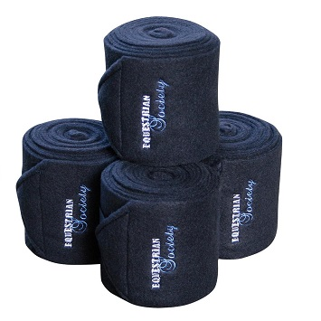FLEECE BANDAGES - DRBLUE