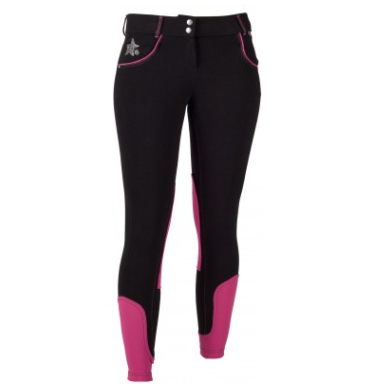 PANTALON JUNIOR SELENA ELASTICO