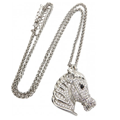 COLLIER DE CHEVAL BLING (590611)