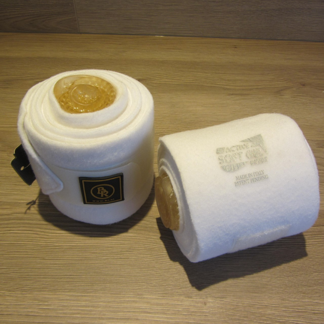 BANDAGES FLEECE MET GEL
