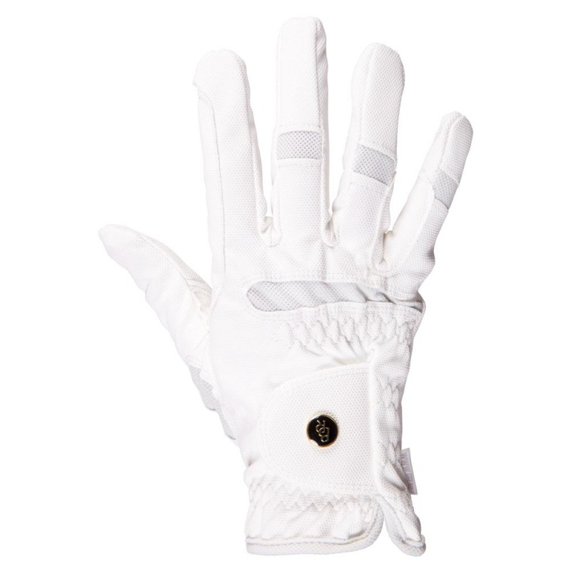 GANTS COMPETITION BR BLANC